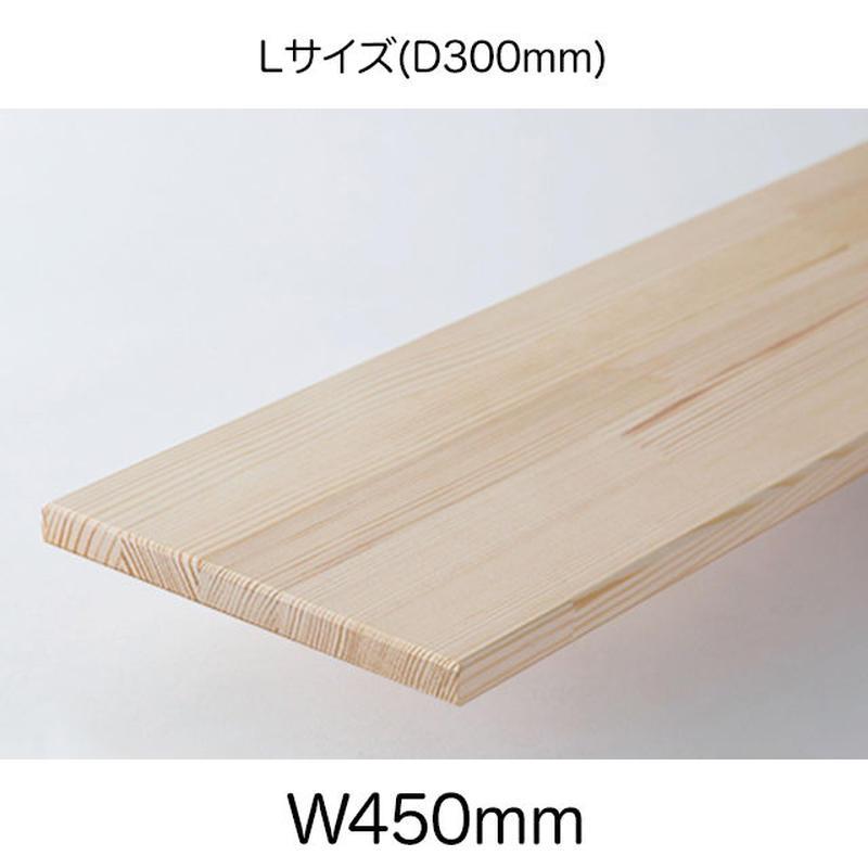 鉄脚Lサイズ 用天板(W450mm:L 1845)