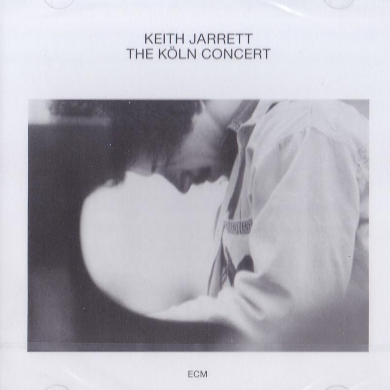 KEITH JARRETT / THE KOLN CONCERT / CD