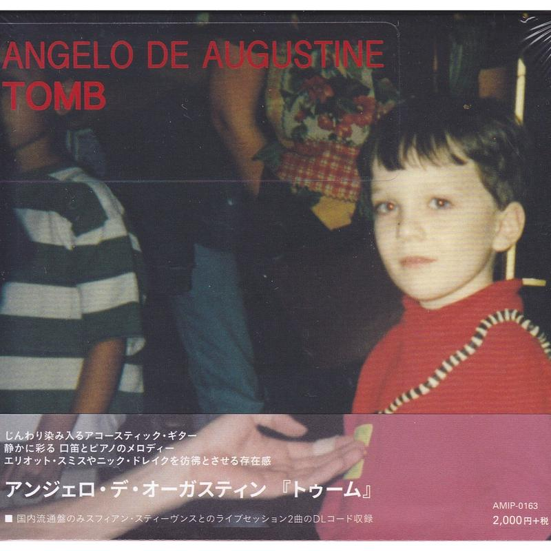 Angelo De Augustine / Tomb / CD