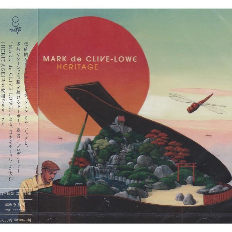 MARK DE CLIVE-LOWE / HERITAGE / CD