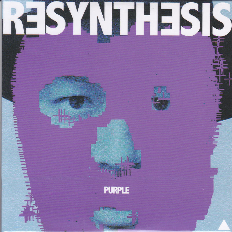 grooveman Spot / Resynthesis (Purple) / CD