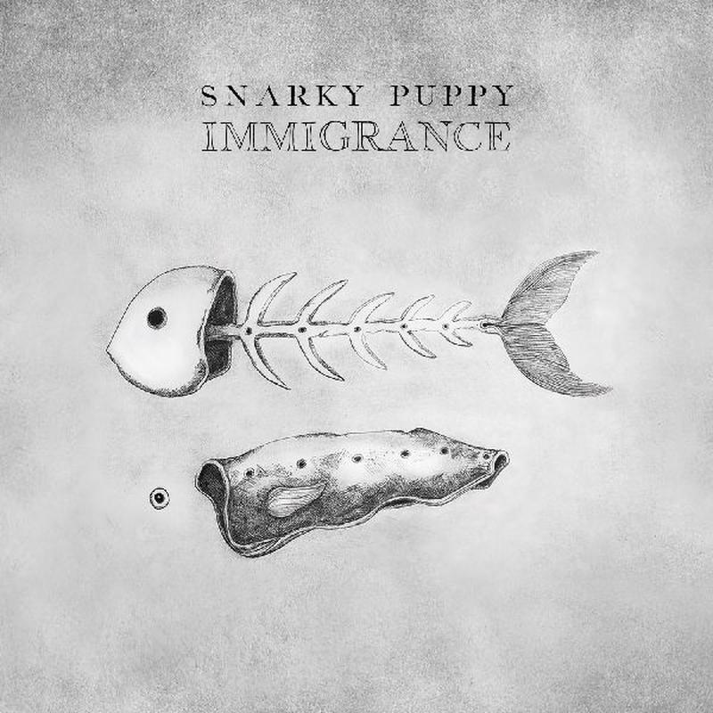 SNARKY PUPPY / Immigrance / 2LP