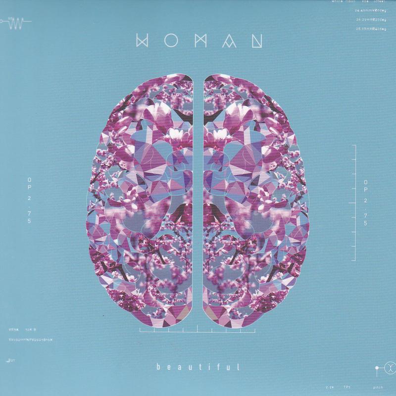 WOMAN / beautiful / CD