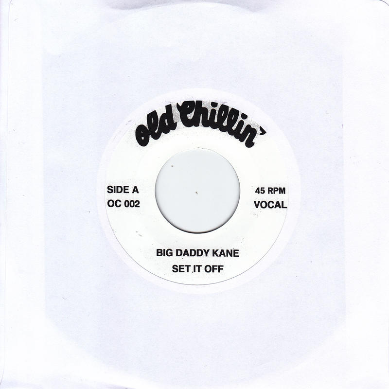 Big Daddy Kane / Set It Off / 7inch