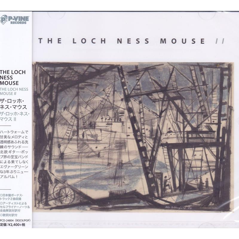 THE LOCH NESS MOUSE / THE LOCH NESS MOUSE Ⅱ / CD