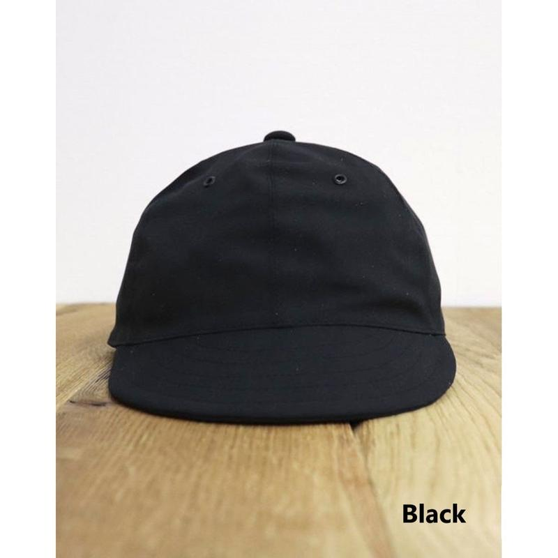 UNITUS Short Brim Cap(Black)