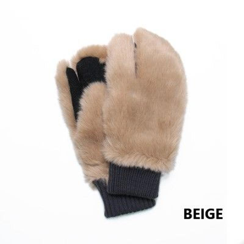 EVOLG BEAR(BEIGE)