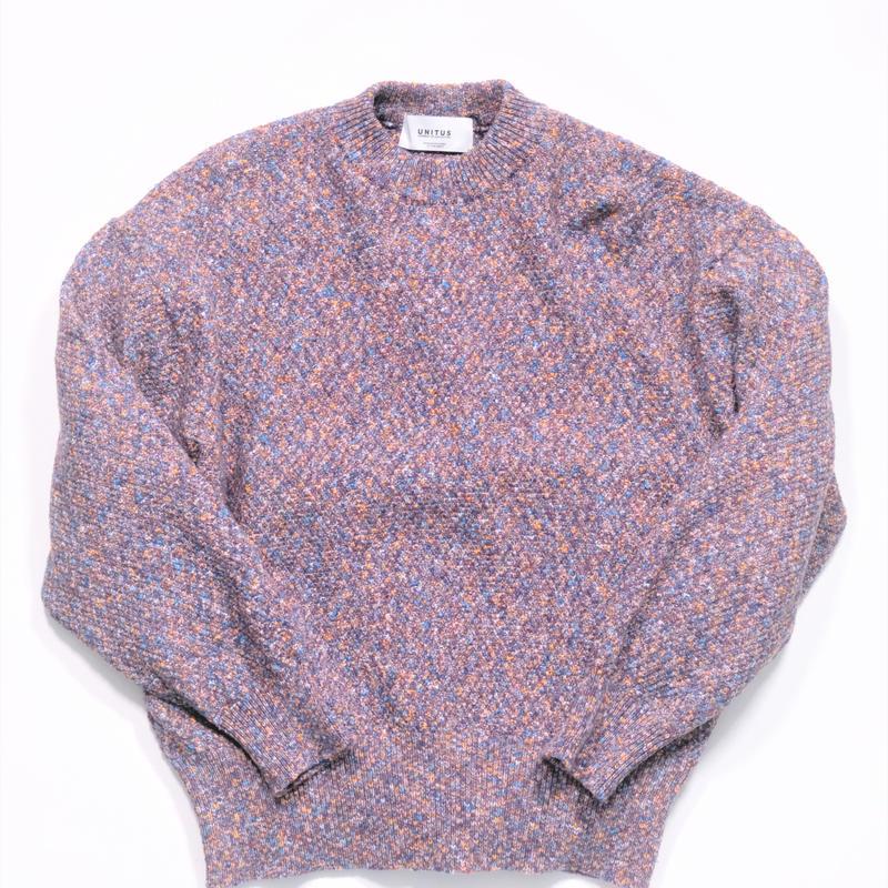 UNITUS Marble Knit(Mix Purple)