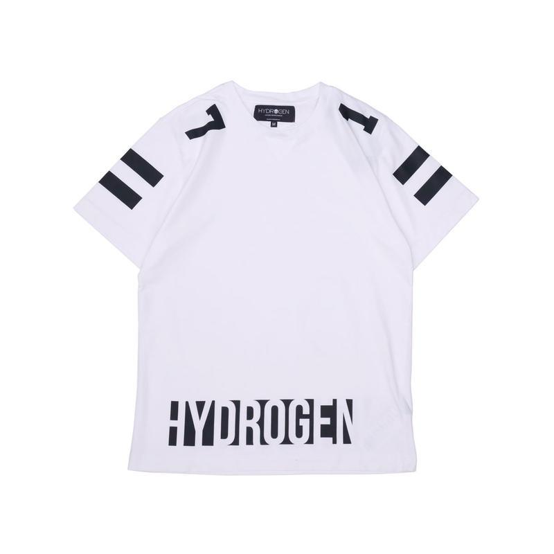 HYDROGEN HOCKEY T-SHIRT(WHITE)