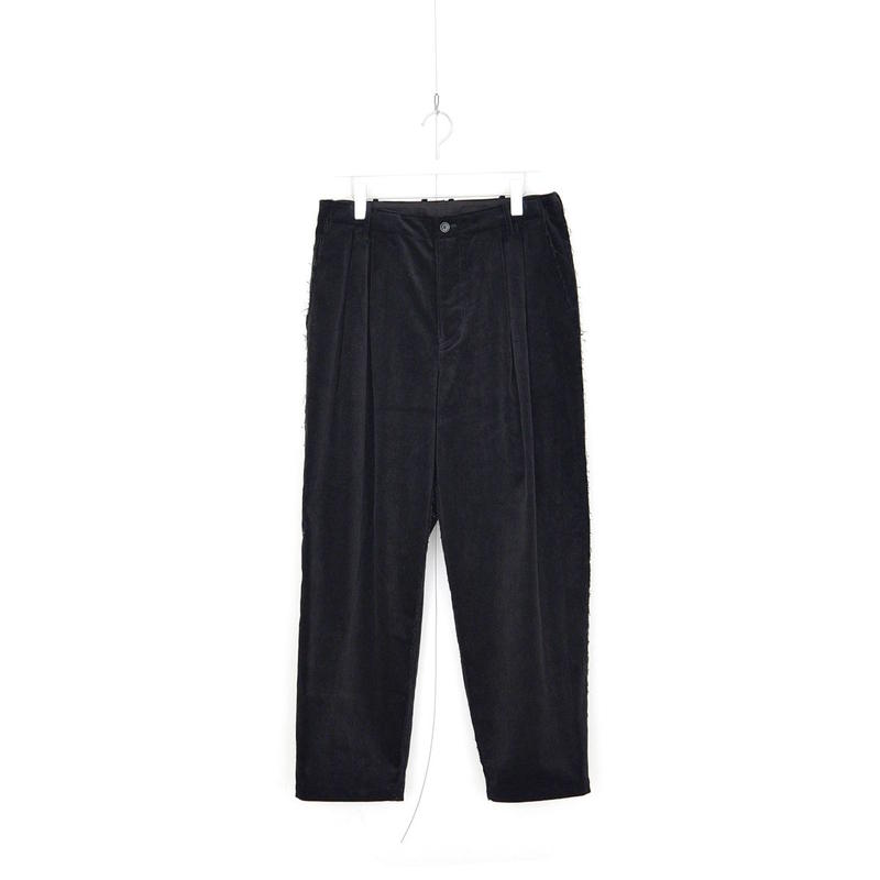 "DISCOVERED ""BRISBANE MOSS""PANTS(BLACK)"