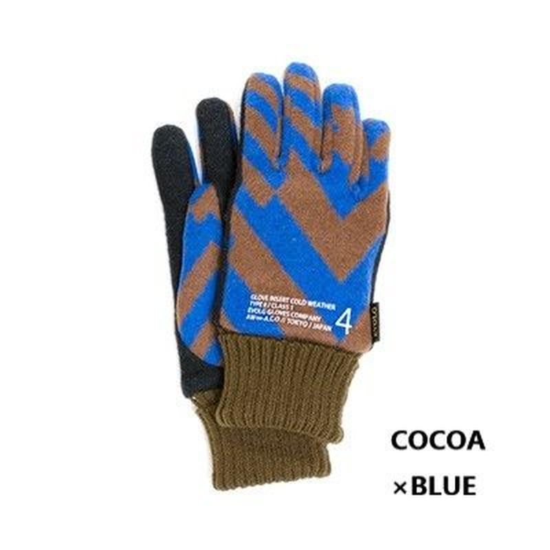 EVOLG EDGE(COCOA×BLUE)
