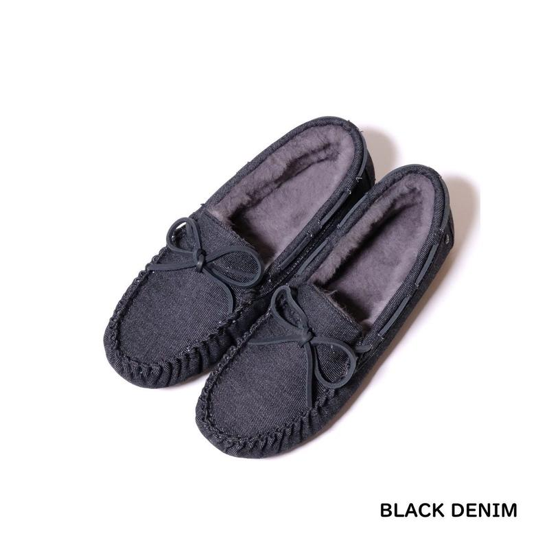 EMU Austraria Amity Denim(BLACK DENIM)