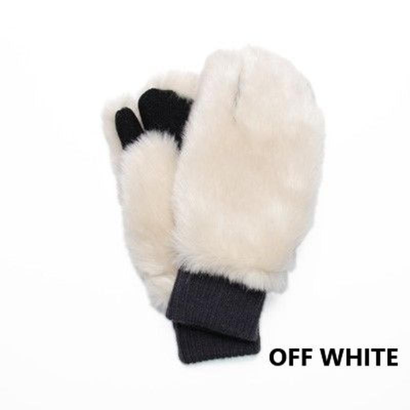 EVOLG BEAR(OFF WHITE)