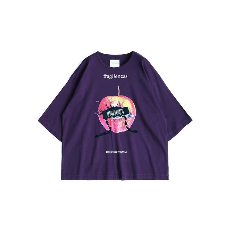 """SHAREEF """"APPLE"""" BIG-T(Purple)"""
