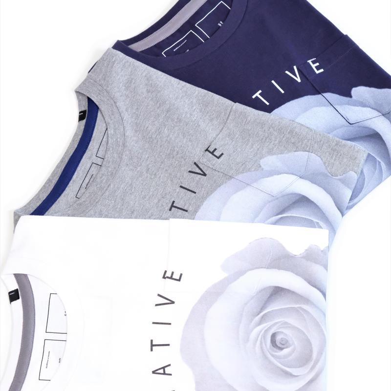 MofM(man of moods) オリジナルTシャツ NATIVE(WHITE/GRAY/NAVY)