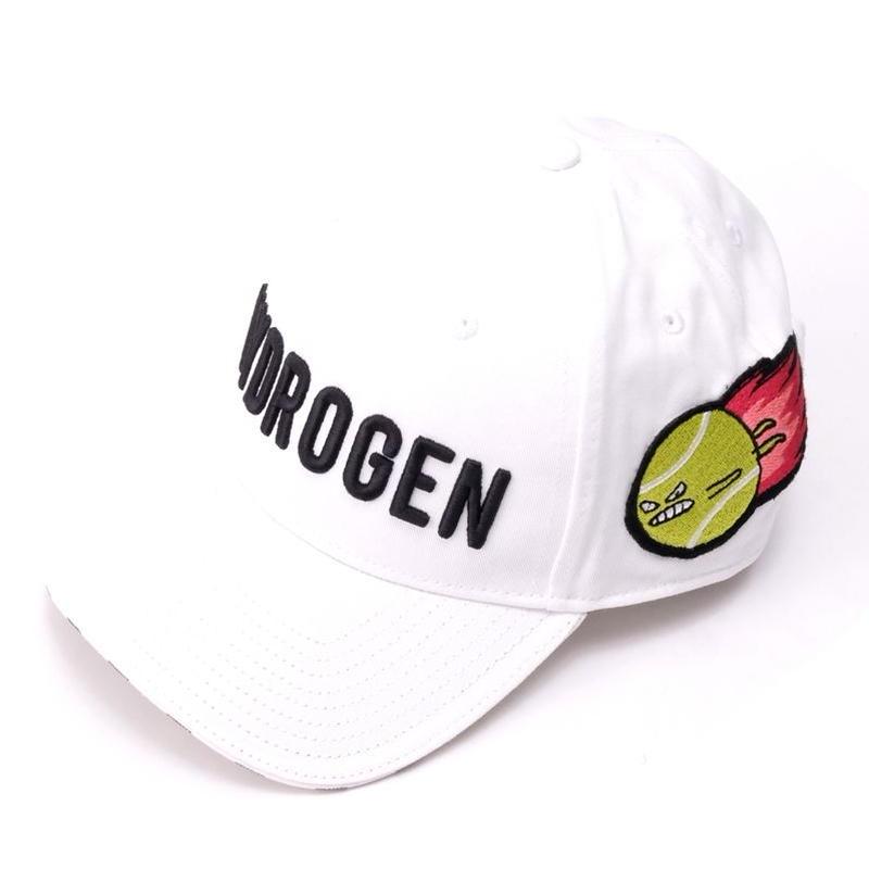 HYDROGEN HYDROGEN ART CAP(WHITE)