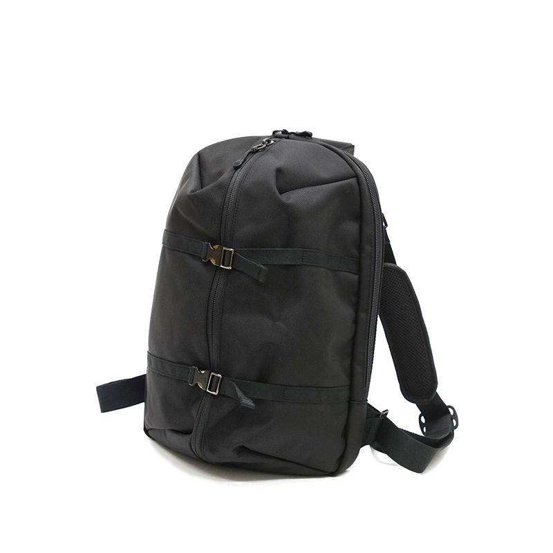 C6 Nightstone Backpack Durable Nylon(Black)
