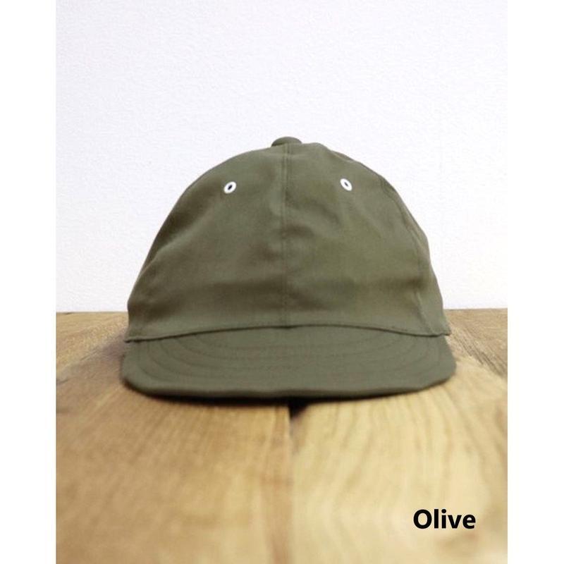 UNITUS Short Brim Cap(Olive)