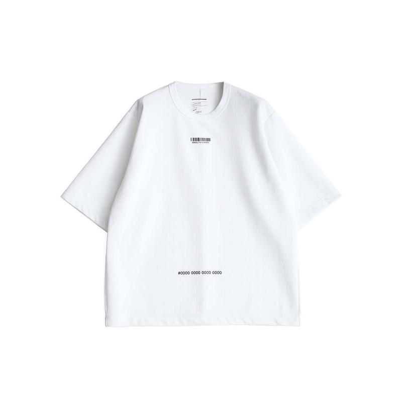 SHAREEF GEOMETRIC PATTERN BIG-T(White)