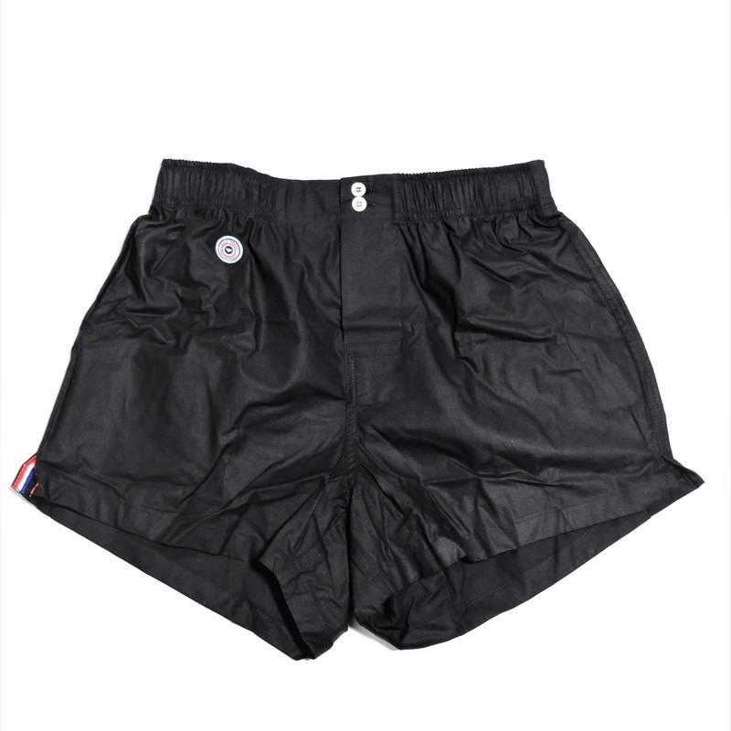 Le Slip Francais Permanent Boxer Shorts(Black)