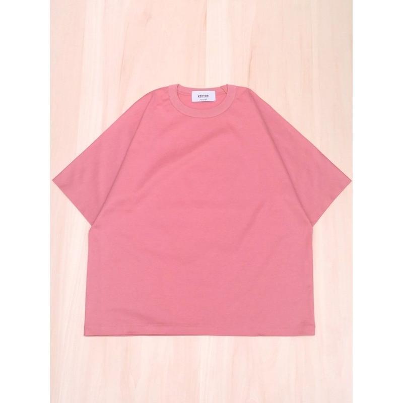UNITUS Half Dolman T Shirt(Pink)