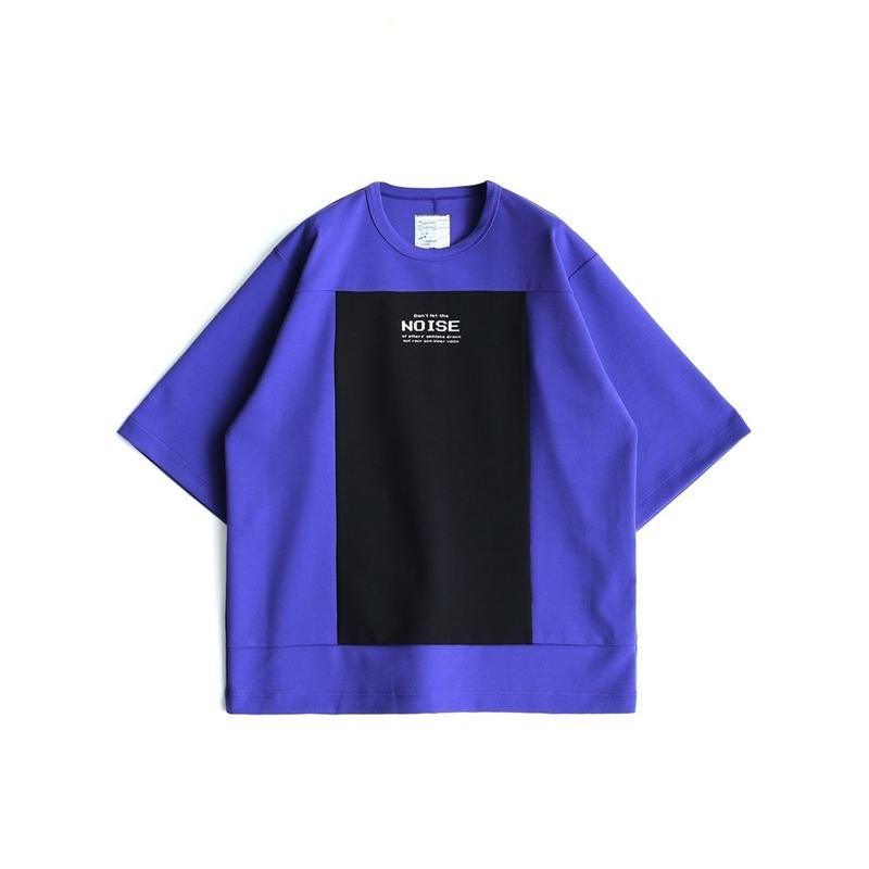SHAREEF MILAN RIB SQUARE S/S(Lavender)