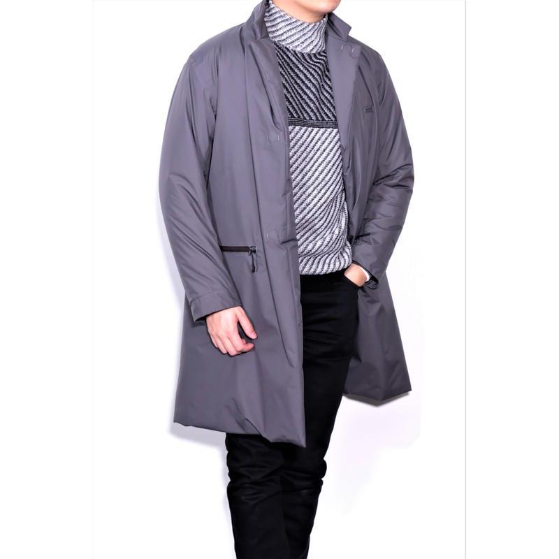 02DERIV. GORE-TEX Puff Coat(GRAY)