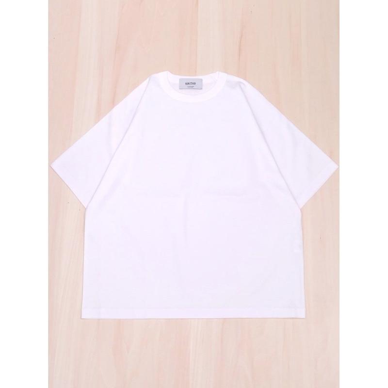 UNITUS Half Dolman T Shirt(White)