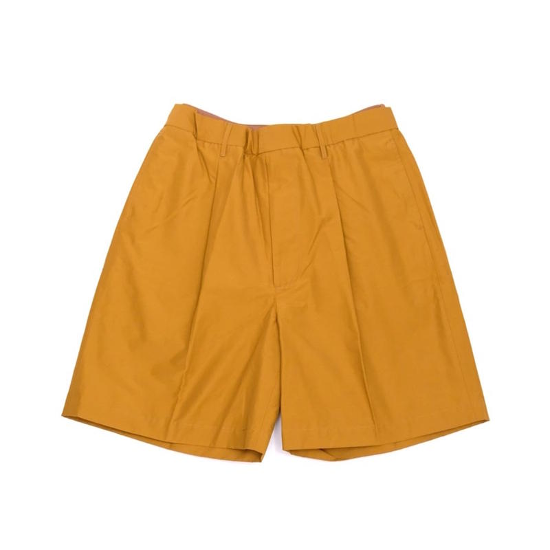 UNITUS Easy Dress Short(Yellow)