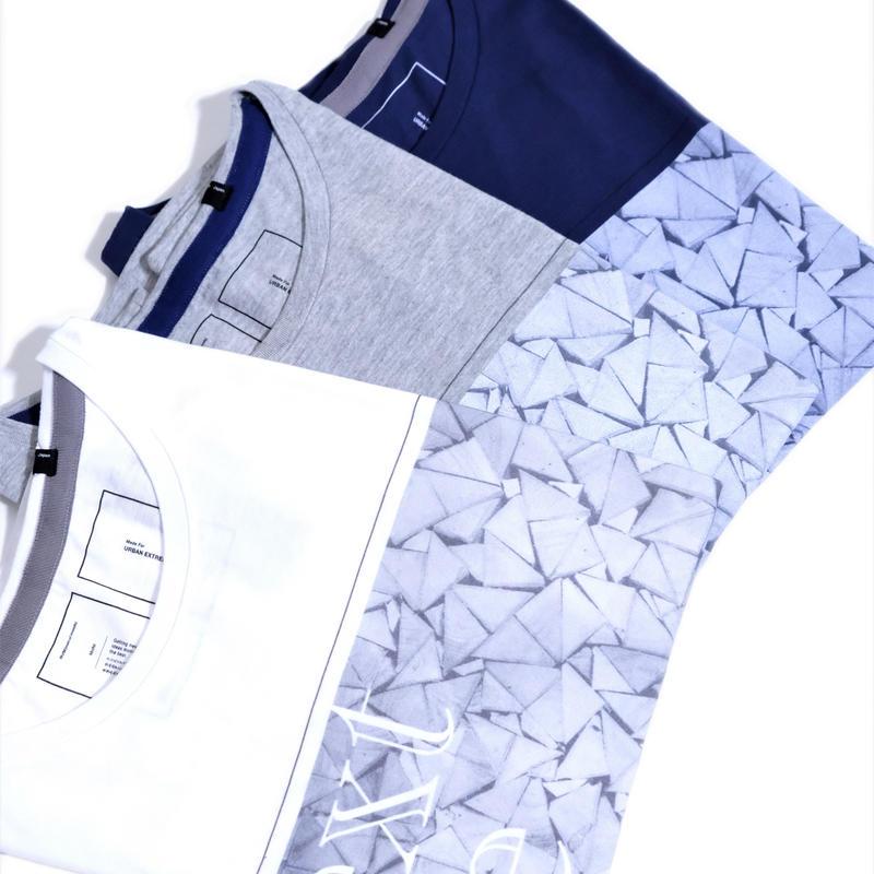 MofM(man of moods) オリジナルTシャツ extreme(WHITE/GRAY/NAVY)