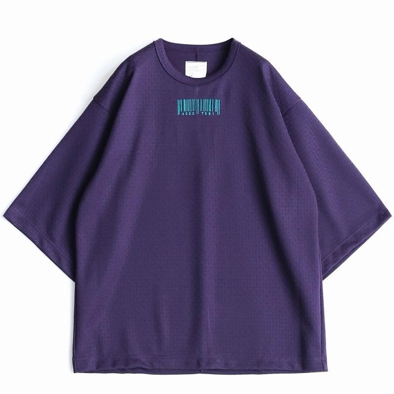 SHAREEF MONOGRAM JQ BIG-T(Purple)