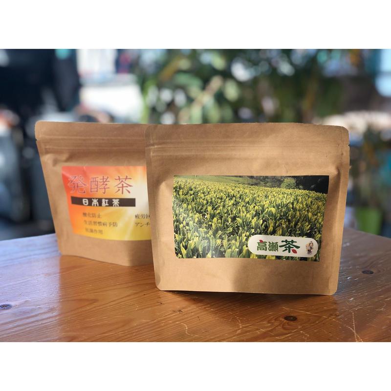 高瀬茶  < 香川県高瀬町産> 2g × 20ティーバック/1袋
