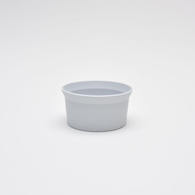 1616 / TY Tea Cup / Plain Grey