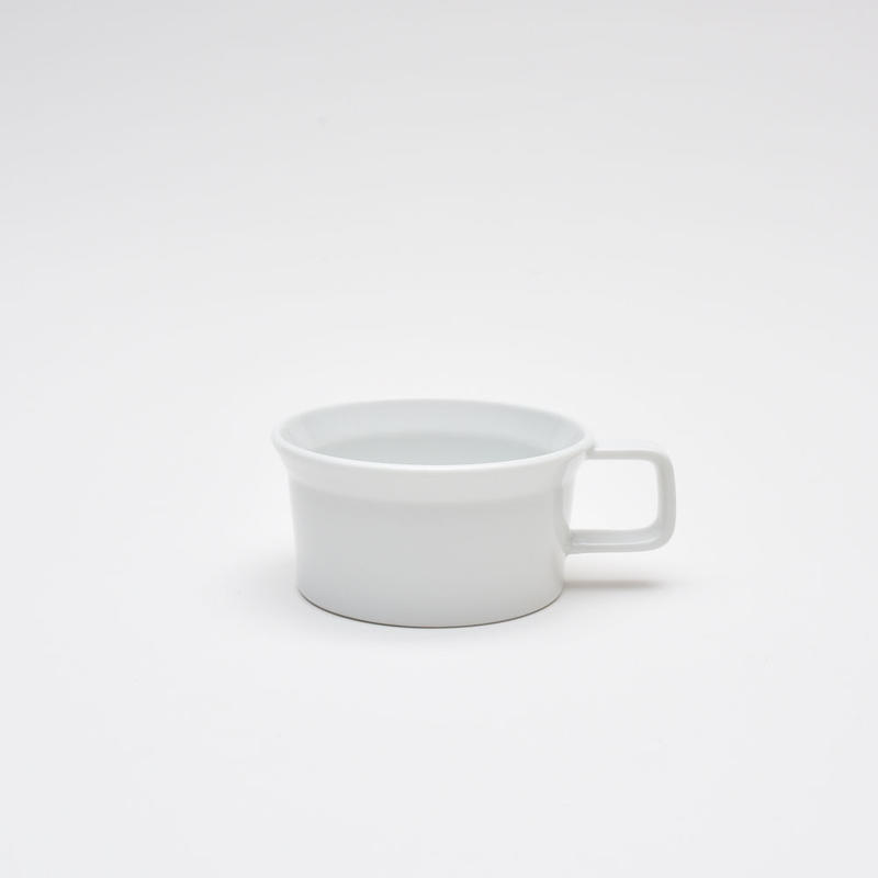 1616 / TY Tea Cup Handle / White