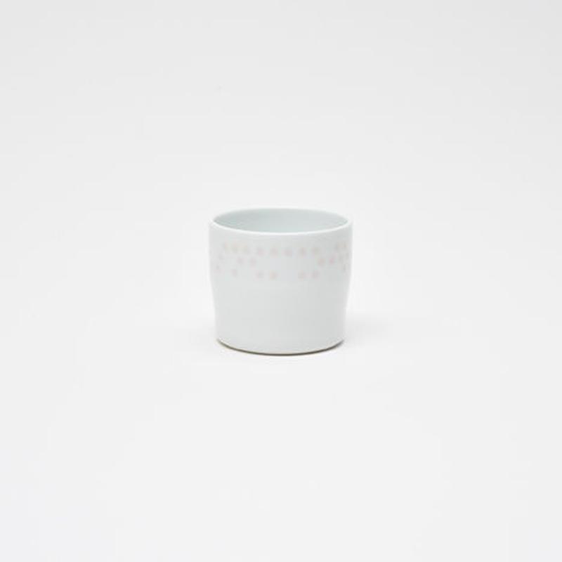 1616 / S&B  Espresso Cup / Light Pink Dots