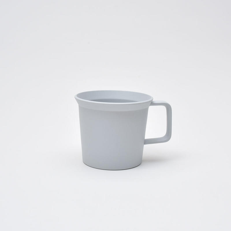 1616 / TY Coffee Cup Handle / Plain Gray