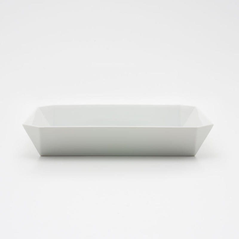 1616 / TY Square Bowl 255 / White