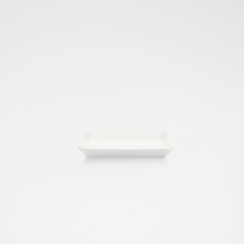 1616 / TY Square Plate 130 / White