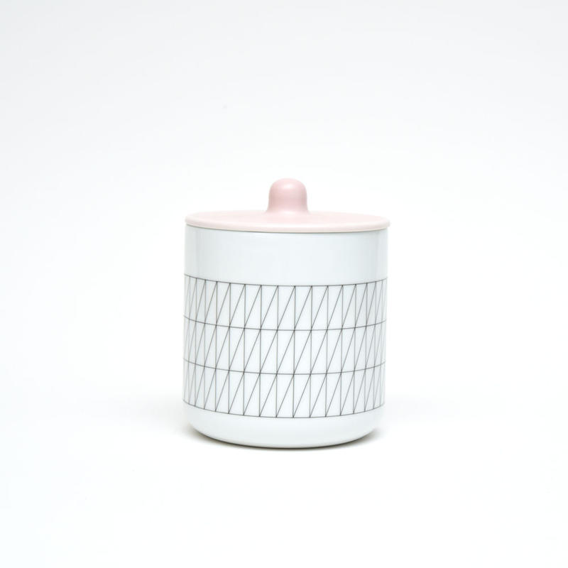 S&B Container For Tea or Coffee / pink