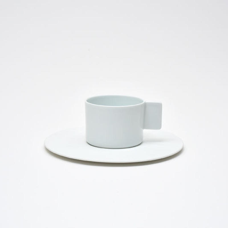 1616 / S&B Coffee Cup & Saucer  / White
