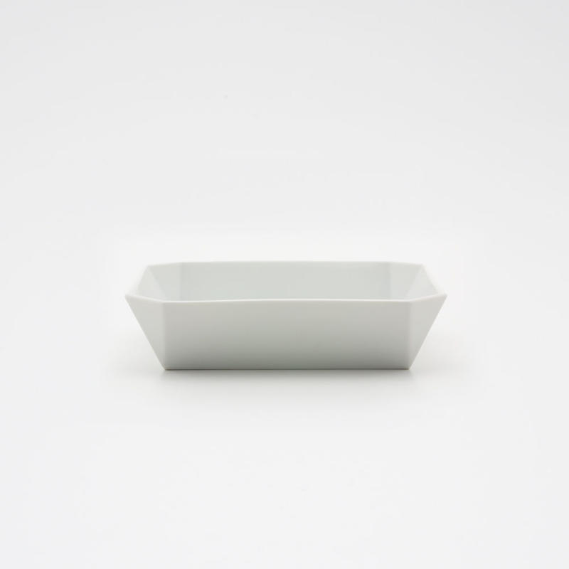 1616 / TY Square Bowl 184 / White