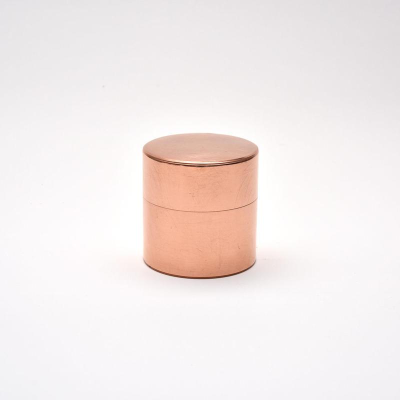 syuro / 丸缶 (小) 銅