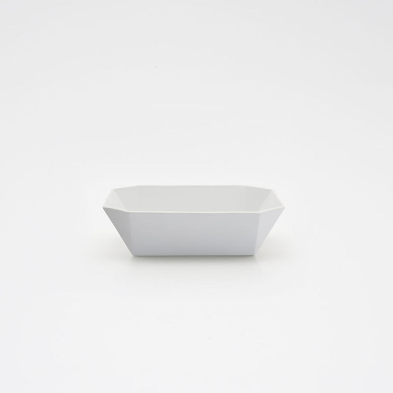 1616 / TY Square Bowl 150 / Plain Gray
