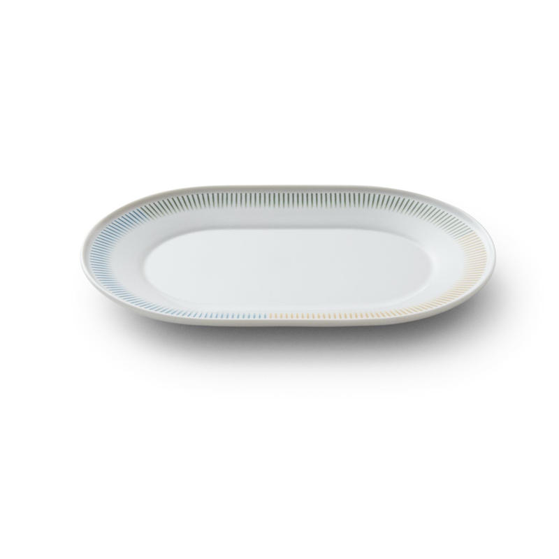 PC Oval Plate 200
