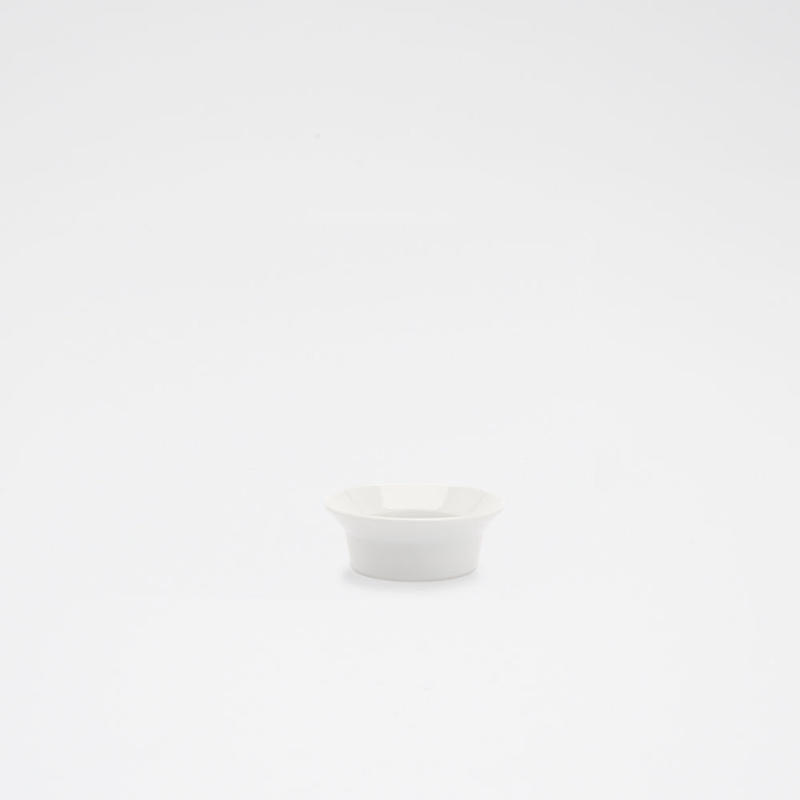 1616 / TY Round Deep Plate 80/ White