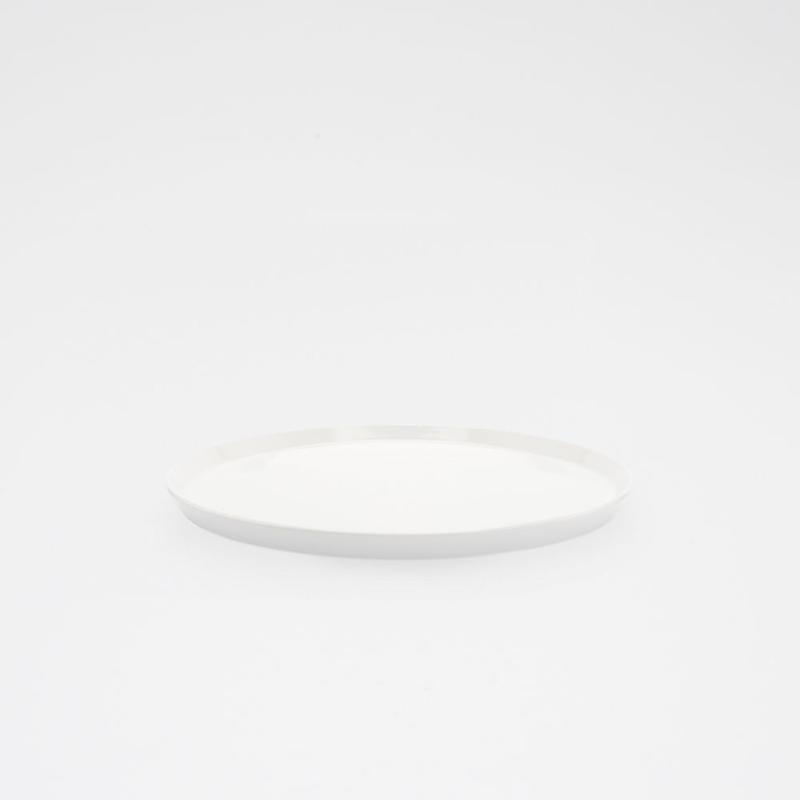 1616 / TY Round Plate 200 / White
