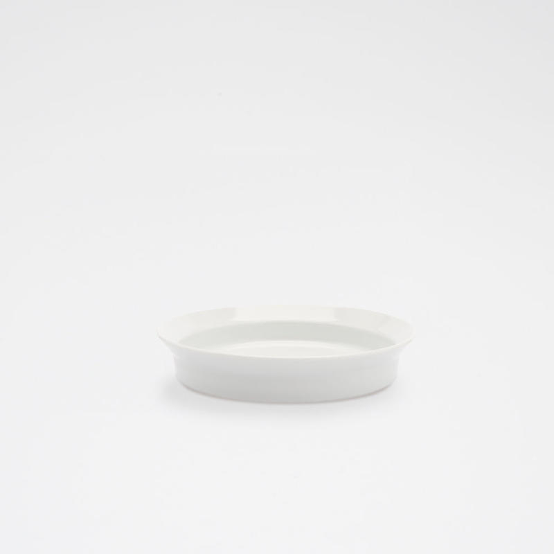 1616 / TY Round Deep Plate 160/ White