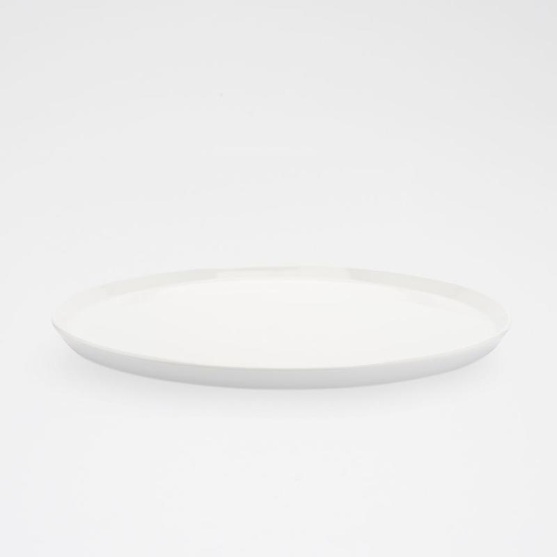 1616 / TY Round Plate 280 / White