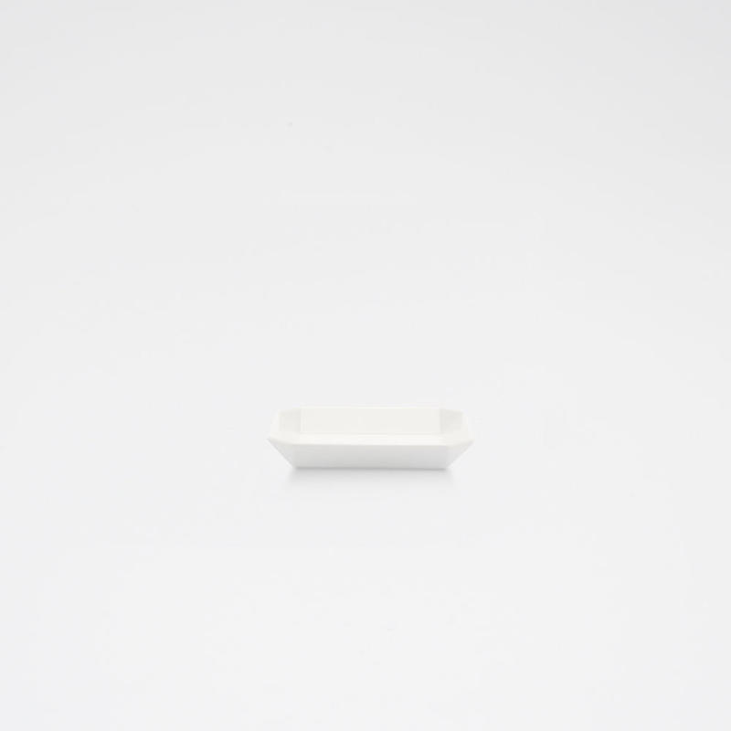 1616 / TY Square Plate 90 / White