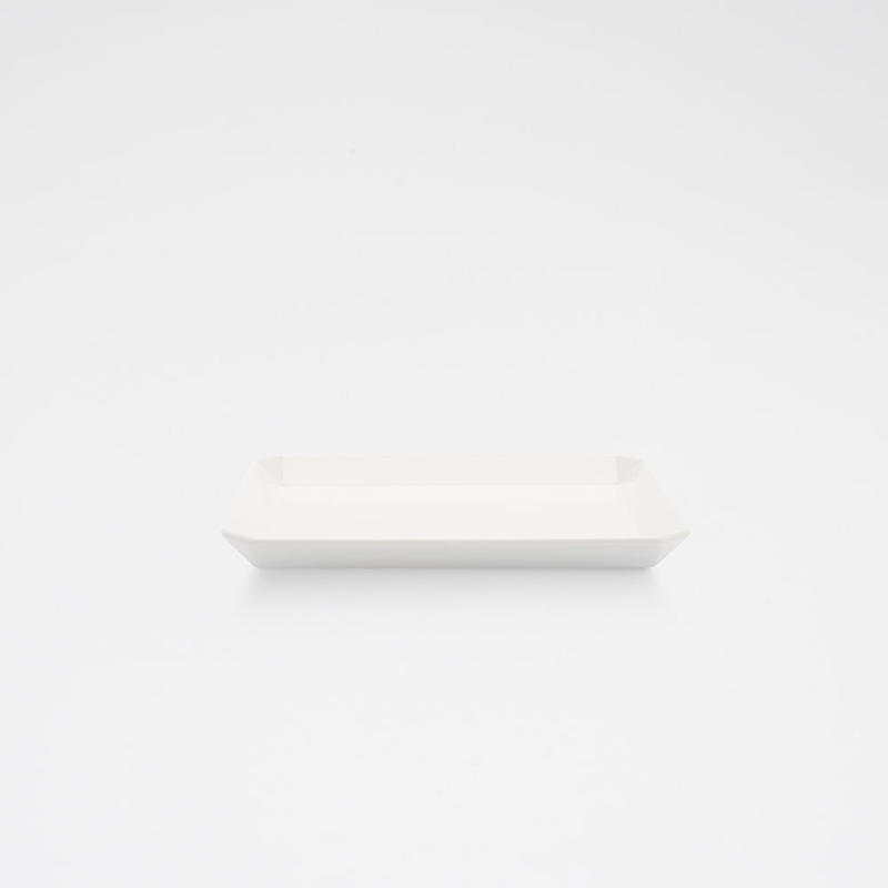1616 / TY Square Plate 165 / White